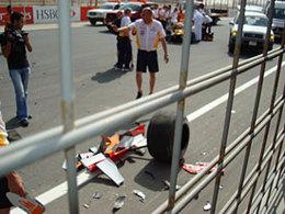 [Vidéo] Roadshow Renault : Mohammed Ben Sulayem crashe une R28 (ajout photos et vidéos)