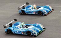 Groupe Pescarolo Automobiles: Pescarolo et Nicolet s'expliquent