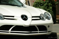 Photo du jour : Mercedes SLR