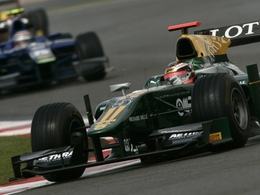 Lotus et Team Lotus: la bataille continue en GP2