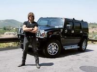 Voiture de Star : Le Hummer de Bon Jovi
