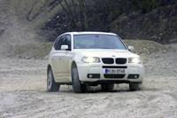 BMW X3: nouvel xDrive18d à partir de juin 2009