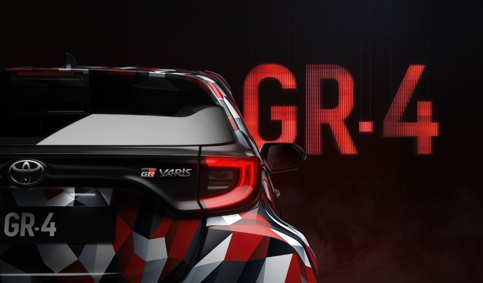 Toyota annonce une Yaris GR