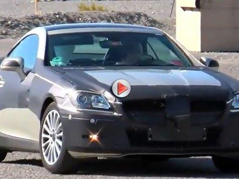 [Vidéo] Les prochaines Mercedes SLK et CLS sont de sortie