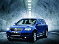 VW Touareg: aménagement de la gamme