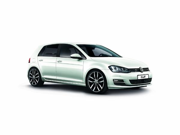 Volkswagen Golf Carat Edition : les commandes sont ouvertes