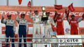 Super GT à Fuji: Victoire de la Lexus SC430.