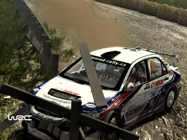 WRC 2010 premières vidéos ingame