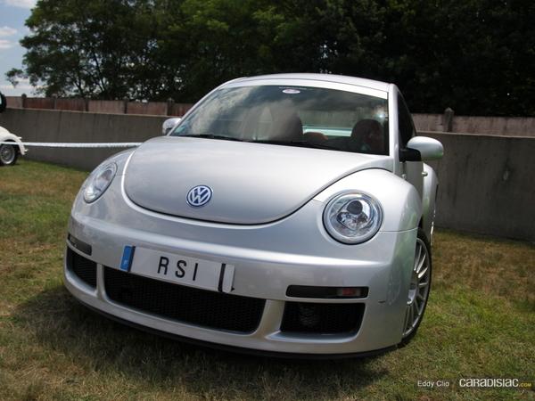 Photos du jour : Volkswagen New Beetle RSI (Le Mans Classic)