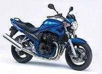 Suzuki GSF 650 Bandit N : remise de peine