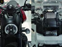 """Harley-Davidson Pan America Adventure Touring et Bronx Streefighter : l'arrivée des moteur """"Revolution Max"""" 1250 et le 975 cm3."""