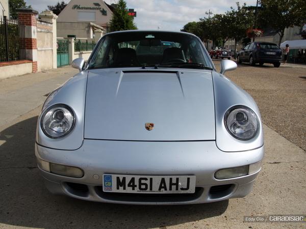 Photos du jour : Porsche 911 993 Turbo
