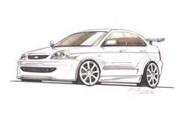 WTCC: 1er sketch de la nouvelle Lada