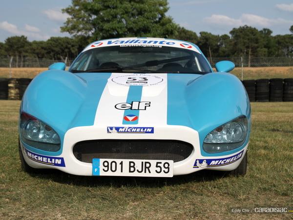 Photos du jour : Vaillante Grand Defi (Le Mans Classic)