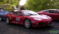 Miniature : 1/43ème - Ferrari 360 Challenge