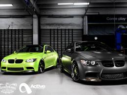 Active autowerke est définitivement le king de la BMW M3 E92