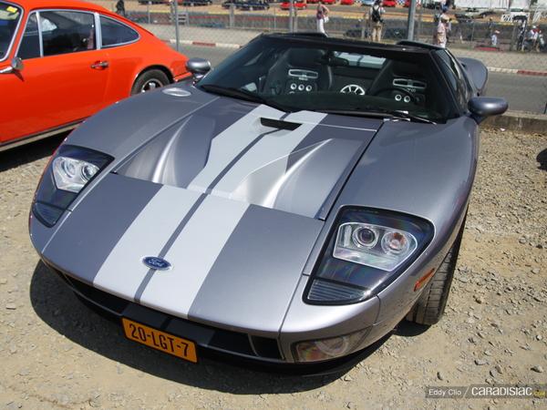 Photos du jour : Ford GTX1 (Le Mans Classic)