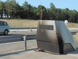 Radar chantier: 900 flashs en 24 heures entre Rennes et Redon