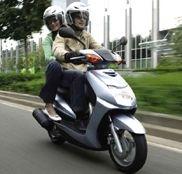 Scooter MBK Flame 125 : fonctionnel et économique