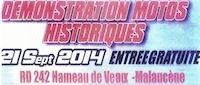 Moto Club d'Avignon et du Vaucluse: course de côte et paëlla pour les 110 ans
