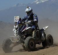 Dakar 2012 : Etape 5, en quad on repart à zéro
