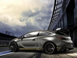 Genève 2014 - L'Opel Astra OPC Extreme se dévoile un peu plus