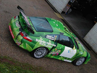 Rallyes France: Bengué sur Porsche 911