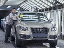 Au tour d'Audi de venir en aide à ses distributeurs chinois