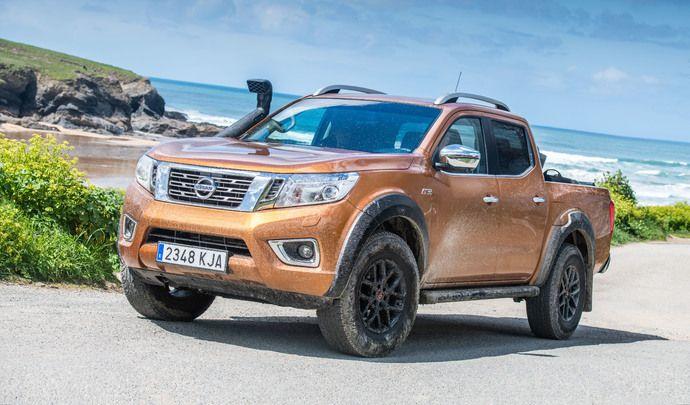 Nissan veut nettoyer les plages avec un pickup Navara spécial