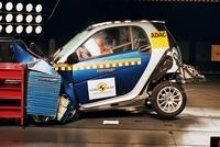 Euro NCAP : la Smart ForTwo II s'adjuge 4 étoiles [+ vidéo]