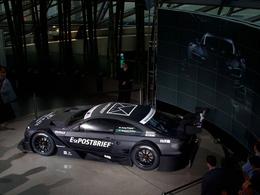 Voici la BMW M3 Concept pour le DTM 2012!