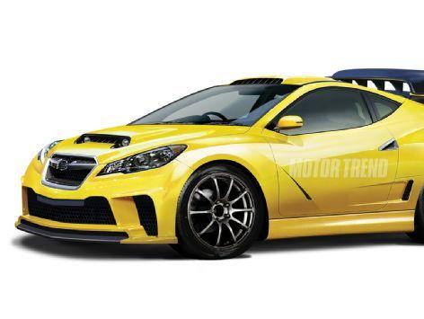 Rupture chez Subaru: la WRX quitte l'Impreza