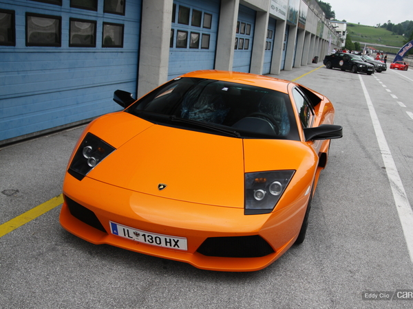 Photos du jour : Lamborghini Murcielago LP640 (Rallye Germania)