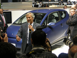 Bluecar :l'Autolib destinée aux particuliers