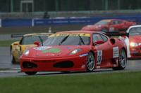 Ferrari triomphe aussi en GT3