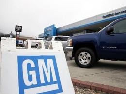 Nouveau rappel chez GM: 850.000 véhicules concernés