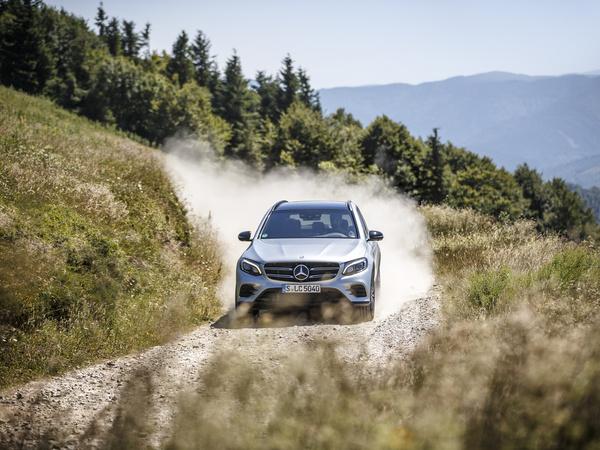 Mercedes GLC: en avant-première, les photos de l'essai