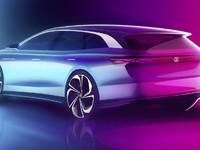 Salon de Los Angeles 2019 - Volkswagen annonce le concept ID Space Vizzion