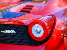 Airbags défectueux : 2600 Ferrari au rappel
