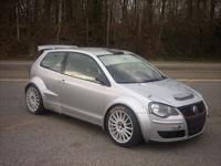 IRC: 6 manches pour la Volkswagen Polo