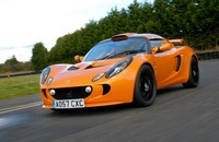Nouvelle Lotus Exige S Performance Pack