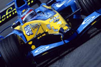 Renault F1 Team satisfait de son week-end en Allemagne