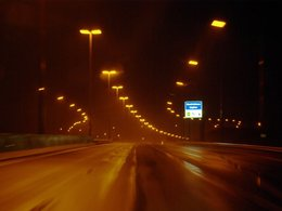La Belgique éteint la lumière sur ses autoroutes