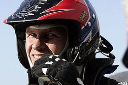 Rallye : Petter Solberg a testé une Abarth Grande Punto S2000