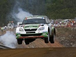 IRC/Rallye des Açores: Hänninen trop fort