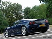Photo du jour : Ferrari 360 Modena Stradale