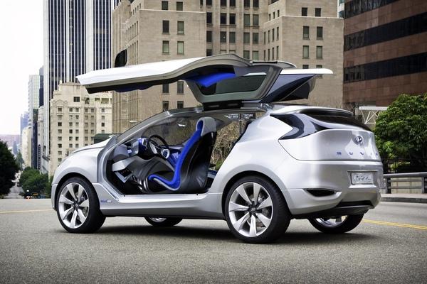 New York 2009 : Hyundai Nuvis Concept