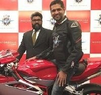 MV Agusta : les sportives arrivent en Inde