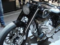BMW Concept R18 et R18/2 : Nouvelle interprétation du moteur boxer 1800 cc - En direct du salon de Milan 2019