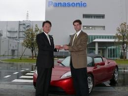 Electrique: Tesla et Panasonic veulent leur grande usine pour batteries